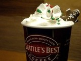 Food News: Christmas Starts Early At Seattle's Best Coffee