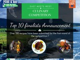 Food News: Top Ten Semi-Finalists for Bord Bia's East Meets West Culinary Competition Revealed
