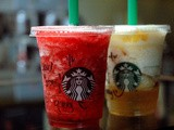 Frozen: Starbucks New Teavana Frozen Teas