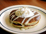 Go Ahead and Stack 'Em High: ihop's New p 25 Pancake Promotion
