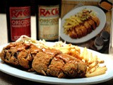 Go Japanese with the All-New Katsu Pork Ribs by racks