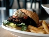 Greeka Kouzina's Lamb Burger