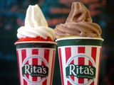 Ice. Custard. Happiness. At Rita's Italian Ice