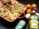 In the Kitchen with Filippo Berio: Pasta Arrabiata