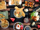 Japan in the City: Tendon Akimitsu Tokyo Asakusa Opens at Top of the Glo's New Japan Town