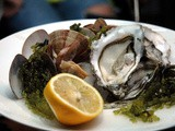 Let it Rain: Wine and Oysters at Fairmont Lounge