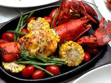 Lobster All You Want with Lobster Mondays at Marriott Cafe