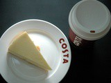 London-Style: a Matter of Taste at Costa Coffee