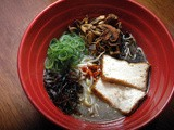 Meatless Fridays: The Mushroom Ramen by Ippudo