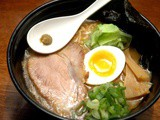 New at Ippudo: Beef Ishiyaki Rice and Gyokai Tonkotsu Ramen