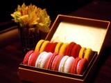 Quick Bites: Eye Candy at Fairmont Makati's Cafe Macaron