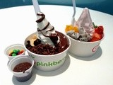 Quick Bites: Pinkberry on a Rainy Day