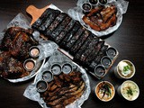 Slabbed. Rubbed. And They're Back. Pitmaster's Smokehouse bbq Re-Opens in Kapitolyo
