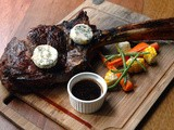 Speak Softly And Carry a Big Tomahawk: Pork, Beef and Beer Below Zero at Backwell by bbz
