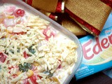 Sweeten Up the Holiday Season with a Cheesy Buko Salad and Eden Cheese