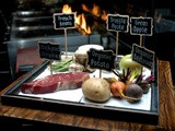 Taste The Challenge: Ready For Your Your Mystery Box at Cru Steakhouse