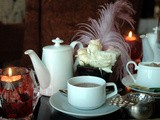Tea with a French Accent: The Royal Afternoon Tea Series Featuring Marie Antoinette at Writers Bar