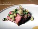 The Best of Canada On Your Plate at a Chef's Table Dinner by Chef Josh Boutwood in The Test Kitchen