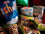 Time for Some Serious Munchies: Oishi's Brand New Snacks