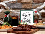'Tis the Best Season to Share the Best Ribs in Town with the new Racks Holiday Rib Platter
