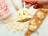 Pop Corn al Miele