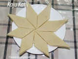 Kaju Katli Reclpe How to make Kaju Barfi