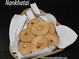 Nankhatai Recipe How to make Nankhatai