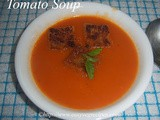 Tomato Soup Recipe How to make Tomato Soup at Home