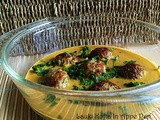 Healthier Lauki Kofta Curry – Bottle Gourd Dumplings In Almond Gravy