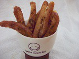 Bread finger sticks