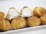 Choux pastry / choux pastry puffs