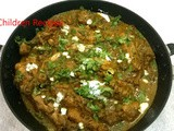 Meethi chicken / fenugreek leaves chicken