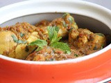 Pudhina chicken / mint chicken
