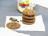 Super soft chocolate chip cookies / chewy choco-chip cookies / chocolate cookies