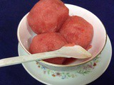 Beat The Summer Heat With Watermelon Sorbet/ Watermelon Dessert