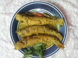 Bele Fish With Mustard Seeds Paste/Bele Macher Jhal