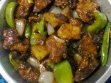 Chilly Fish With Aar Mach/Chinese Chilly Fish In Bengali Style