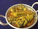 Delicious Doi -Pabda Recipe/Pabda Fish With Sour Curd