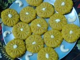 Healthy Carrot Sweet / Carrot Sondesh / Gajarer Sondesh