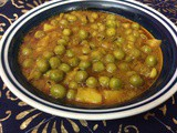 Nutritious Veg. Side Dish With Green Peas/Karaishutir Ghugni