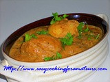 Dum Aloo / Baby Potatoes In Spicy Yogurt Sauce