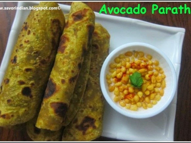 Avocado indian recipes easy