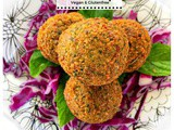 Best Falafel Recipe (Vegan and Glutenfree) : Meatless Monday