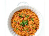 Curried Tomato-Peanut Rice