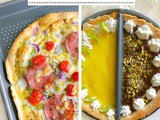 Date Night Recipes – Truffle Pizza and Two-in-One Pie