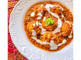 Easy Chicken Kofta in Creamy Coconut Curry