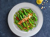 Easy Green Beans with Almonds (Green Beans Almondine)