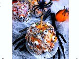 Graveyard Candy Apples – Gourmet Halloween Treat