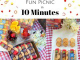 How To Be Ready For a Fun Picnic in 10 mins (plus an ibotta offer)
