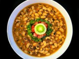 Meatless Monday : Black Eyed Pea Chili (Vegan and Glutenfree)